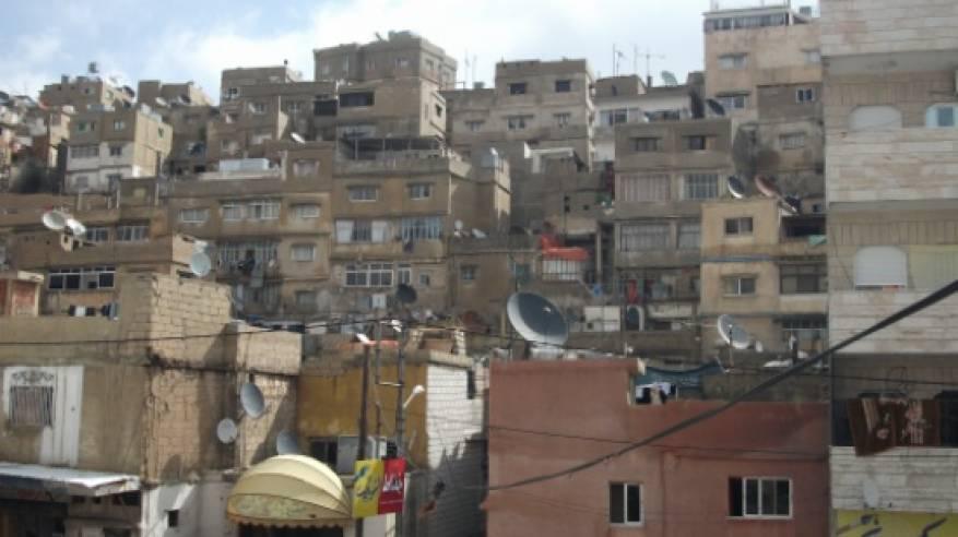 مخيم ماركا للاجئين الفلسطينيين