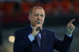 إردوغان: لن نسمح بالتنقيب عن الغاز في المياه التركية أو شمال قبرص