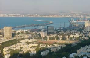 بلادي فلسطين ... مدينة حيفا حديثا