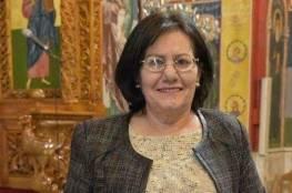 اللجنة التنفيذية لمنظمة التحرير تنعى المناضلة تيريزا هلسة