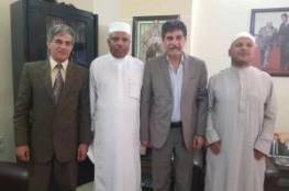 مكرمة رئاسية لصيانة مسجد النصر بمخيم خان دنون في دمشق