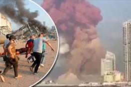 الانفجار مثل قنبلة نووية: 2700 طن من الامونيوم انفجرت واوقعت 100قتيل