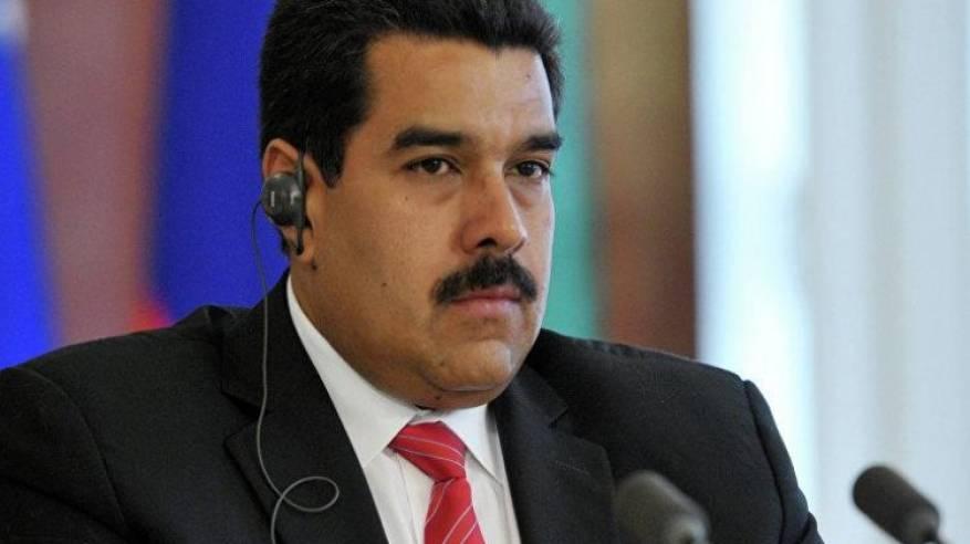 الرئيس الفنزويلي يجدد التزام بلاده في دعم حقوق وصمود شعبنا