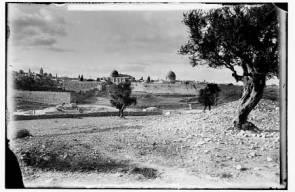 صور نادرة لمدينة القدس