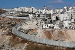 اسرائيل تستولي على آلاف الدونمات لتوسيع شارع