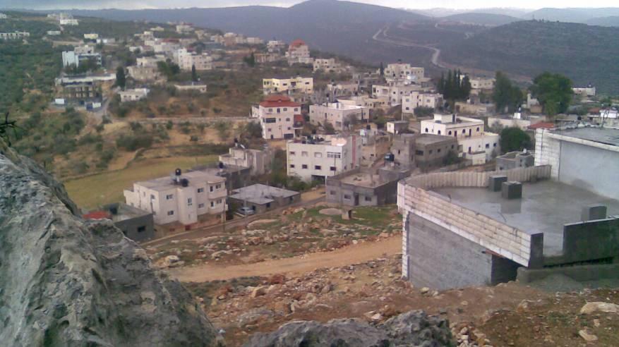 مخيم دير عمار