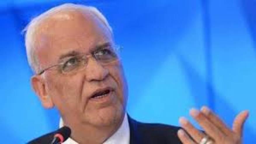 عريقات يدعو البرلمان القبرصي لفرض مقاطعة شاملة للاستيطان الإسرائيلي