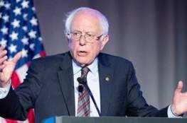السيناتور الأميركي ساندرز يدعو المتظاهرين في تل أبيب إلى رفض مخطط الضم