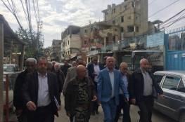 د. ابو هولي : اللاجئين الفلسطينيين في المخيمات اللبنانية لهم خصوصية وهم على سلم اولويات القيادة الفلسطينية