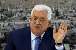 الرئيس: من يريد حل القضية الفلسطينية عليه أن يبدأ بالقضية السياسية