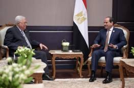 السيسي: الموقف المصري ثابت من القضية الفلسطينية وإقامة دولة فلسطينية على حدود 1967