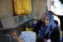 مسؤول أممي: انتهاك اسرائيل للموارد الطبيعية الفلسطينية ينبئ بالأخطار
