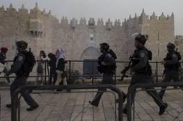 الاحتلال ينسحب من الأقصى بعد ضغط المقدسيين