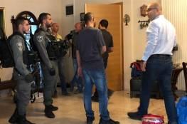 اعتقال وزير القدس.. وحملة اعتقالات لأقارب الشهيد عبيد