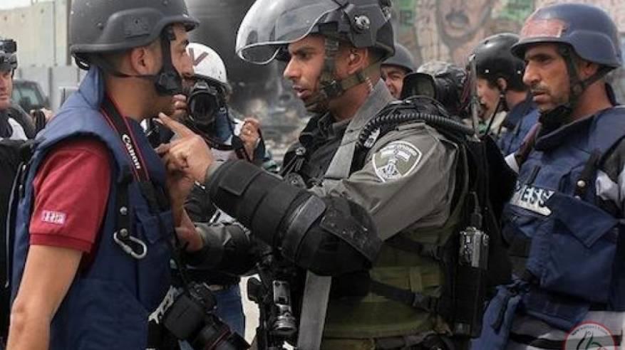 الاتحاد الدولي للصحفيين يرسل بلاغا رسميا للجنائية للتحقيق في الاعتداءات الإسرائيلية بحق الصحفيين