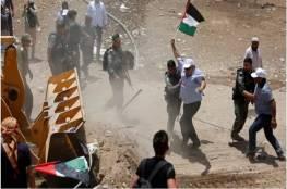 العليا الإسرائيلية تؤجل قرارها بشأن الخان الأحمر 5 أيام