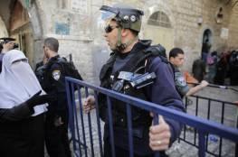 """الاحتلال يستبق عيد """"العرش"""" اليهودي باستدعاءات للتحقيق وبقرارات إبعاد عن الأقصى"""