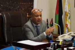 د. أبو هولي: يدعو الى حل القضية الفلسطينية وفق قرارات الأمم المتحدة ورؤية الرئيس بعقد مؤتمر دولي للسلام في مطلع العام القادم