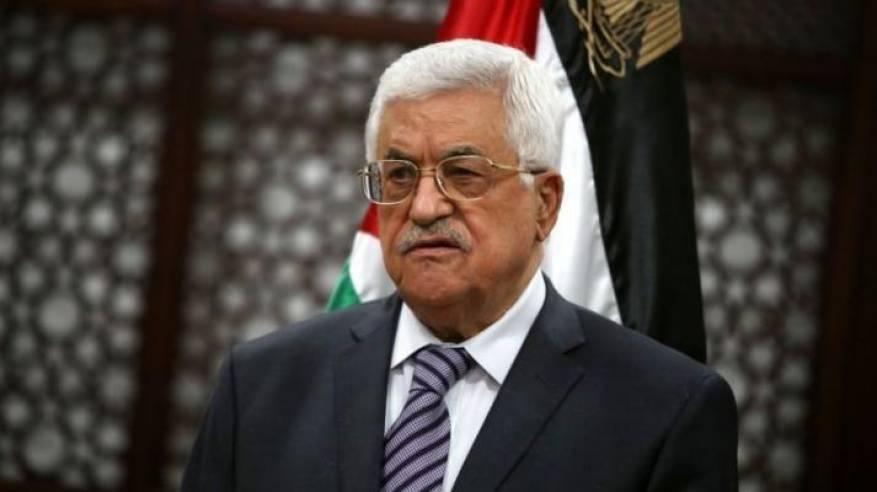 الرئيس يشكر دول العالم التي رفضت تصريحات نتنياهو حول ضم أجزاء من الضفة