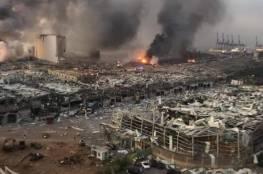 ارتفاع عدد ضحايا انفجار بيروت إلى 135 وفاة و5 آلاف مصاب