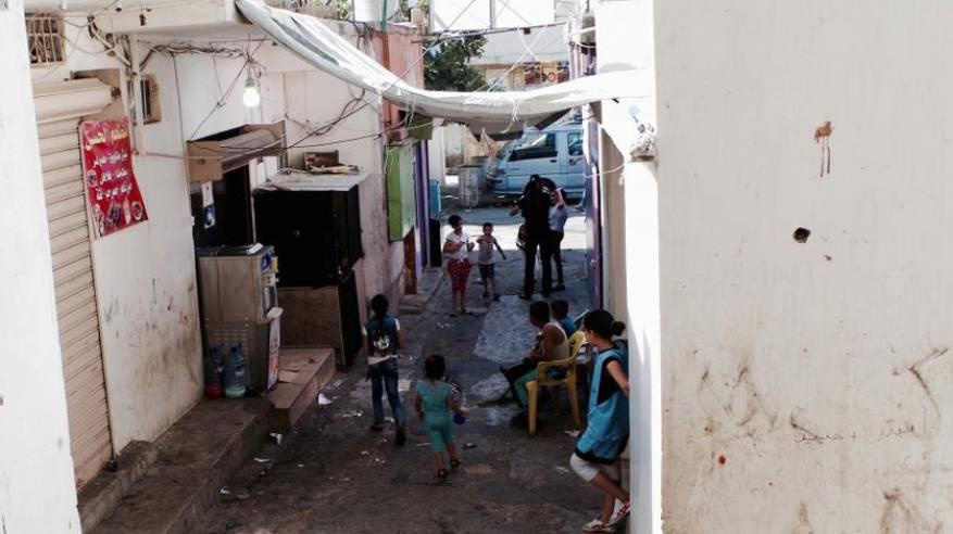 مخيم ويفل للاجئين الفلسطينيين