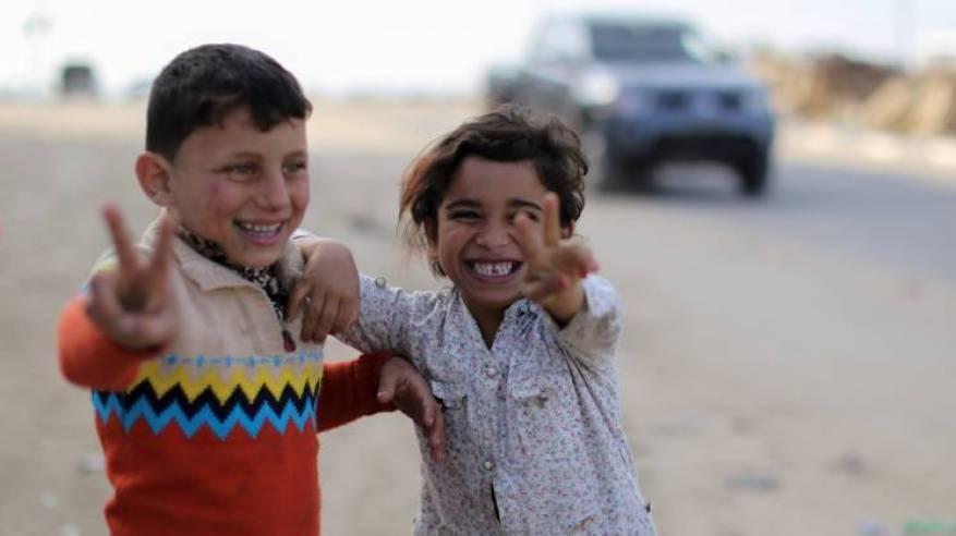 منظمة الإغاثة الإسلامية بالولايات المتحدة تتبرع بمبلغ 300,000 دولار من أجل الدعم الغذائي الرمضاني للاجئي فلسطين