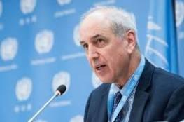 مايكل لينك: خطط الضم الإسرائيلية ستؤدي إلى