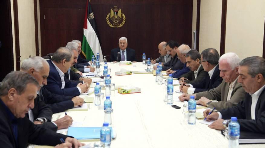 الرئيس: نهاية الشهر الجاري سنكون مضطرين لتنفيذ كل ما يؤكد عليه المجلس المركزي يوم 26 الجاري