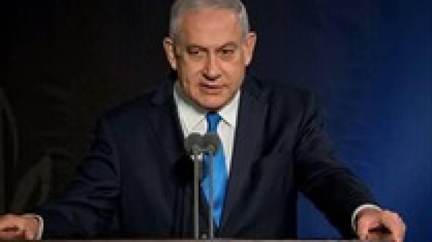 نتنياهو: أتعهد بتشكيل حكومة يمين ولن تتشكل حكومة وحدة وطنية