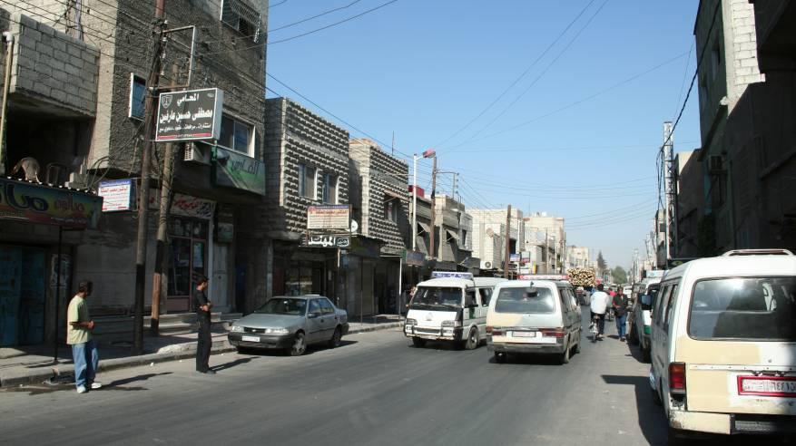 أهالي مُخيّم سبينة يشتكون أزمة المواصلات