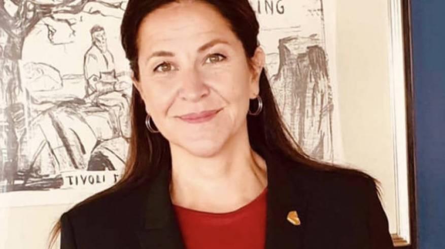 السيدة ليني ستينسيث من النرويج – نائب المفوض العام لوكالة الأمم المتحدة لإغاثة وتشغيل اللاجئين الفلسطينيين في الشرق الأدنى (الأونروا)