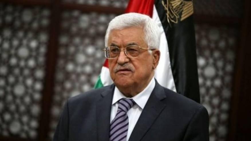 الرئيس يطالب الاتحاد الاوربي بالاعتراف بفلسطين