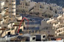 مخطط لبناء 20 ألف وحدة سكنية بمستوطنة