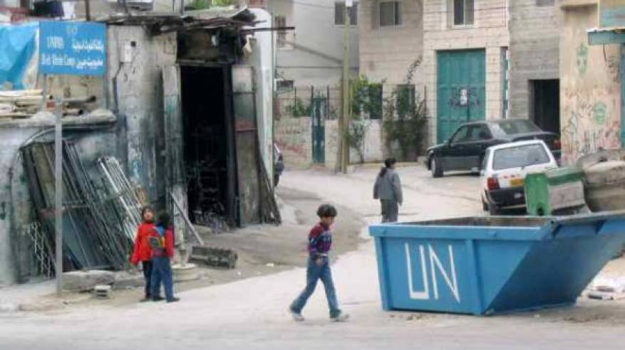 مخيم بيت جبرين  للاجئين