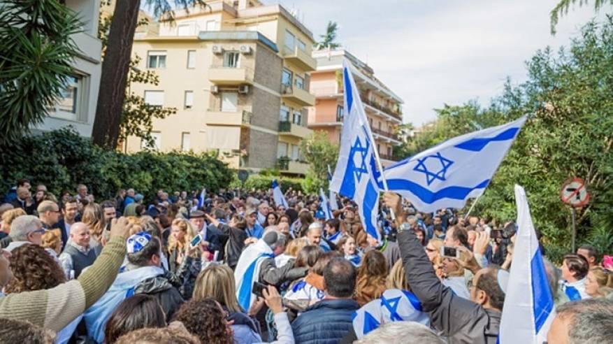 """آلاف الإسرائيليين تظاهروا في تل أبيب ضد """"قانون القومية"""""""
