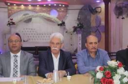 د. ابو هولي يدعو الجماهير الفلسطينية للتعبئة الشاملة لمواجهة الاستهداف الأمريكي لوكالة الغوث