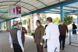 اللجنة الشعبية بالشاطئ تطالب الاونروا الوقوف عند مسؤولياتها تجاه مخيمات اللاجئين في ظل جائحة كورونا