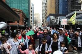 مسيرة في سيدني دعما للقدس