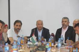 د. ابو هولي: التحرك الفلسطيني القادم مواجهة التحرك الأمريكي الاسرائيلي لتغيير التفويض الممنوح لوكالة الغوث
