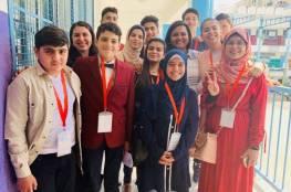 مبعوث الأمين العام للأمم المتحدة للشباب يزور الضفة الغربية وغزة