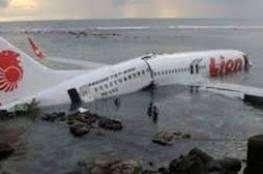 تحطّم طائرة ركاب اندونيسية على متنها 188 شخصاً