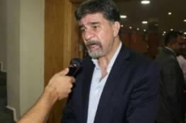 السفير عبد الهادي يتفقد مخيم اليرموك