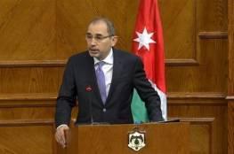 الأردن: إعلان نتنياهو عزمه ضم أراض فلسطينية تصعيد خطير ينسف أسس العملية السلمية ويدفع المنطقة نحو العنف