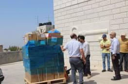 د. ابو هولي: المساعدات اليابانية ستعزز من قدرة اللاجئين الفلسطينيين في مواجهة وباء كورونا