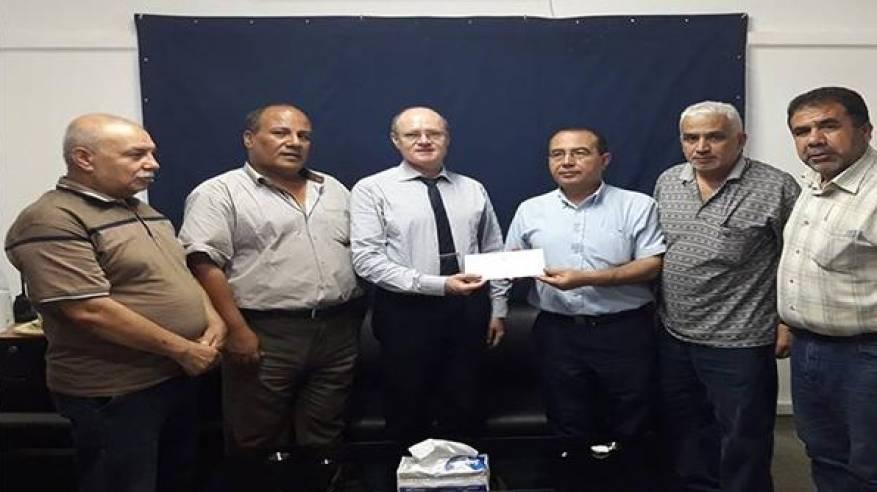 غزة: اللجان الشعبية للاجئين توجه مذكرة لميلادينوف