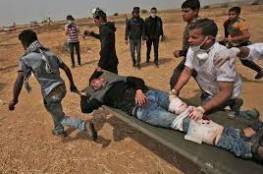 شهيدان و 18 إصابة برصاص الاحتلال شرق غزة