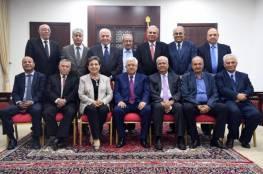 اللجنة التنفيذية لمنظمة التحرير تعقد اجتماعا لها برئاسة الرئيس