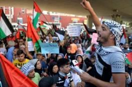 اضراب شامل في المخيمات الفلسطينية في لبنان
