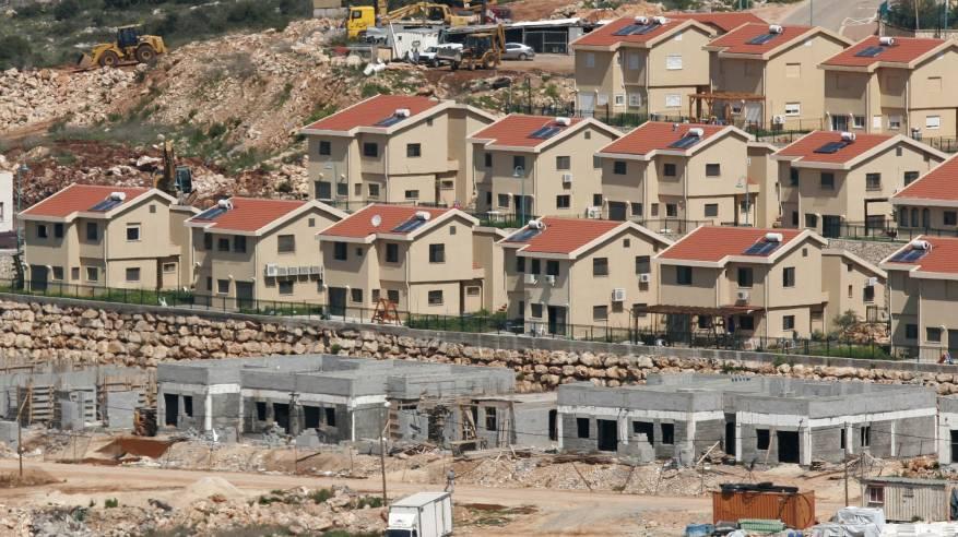 خطة اقتصادية اسرائيلية موازية للخطة الاميركية لتطوير المستوطنات