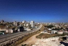 واد الحمص في قرية صور باهر